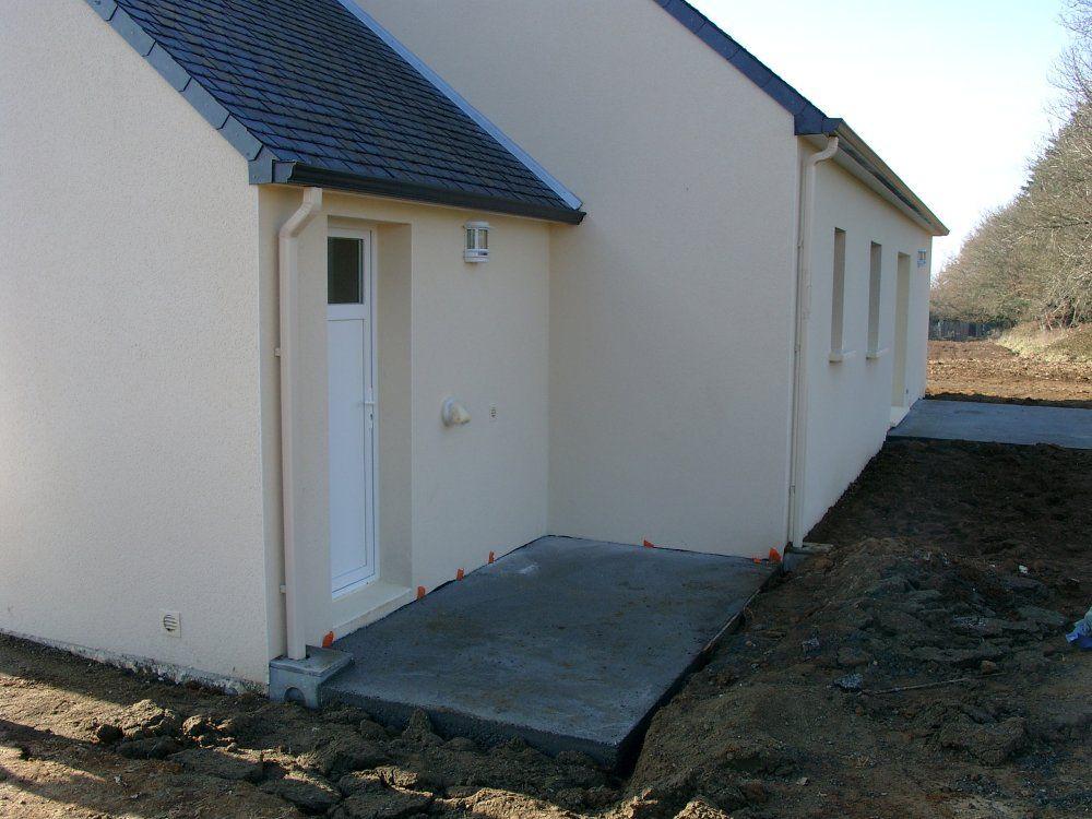 Lesterrasses laconstructiondenotremaison - Porte terrasse ...